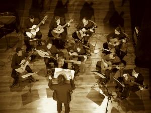 orquestra de violões - foto2